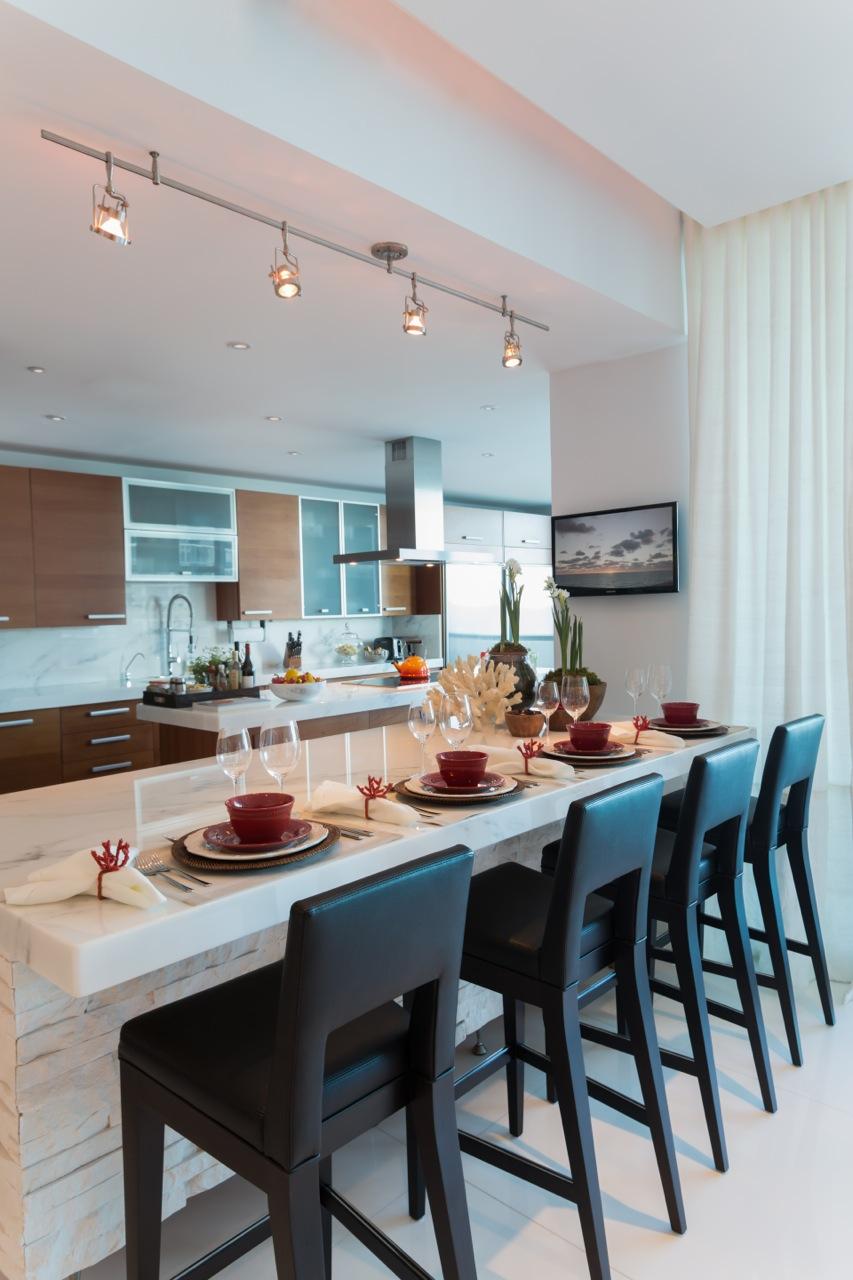 Cozinhas Integradas Marcia Nejaim -> Divisor Sala E Cozinha