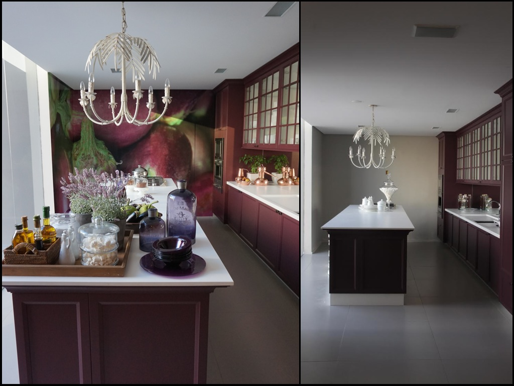 Esta nova cozinha de linhas clássicas é um charme realmente  #65403E 1024 768